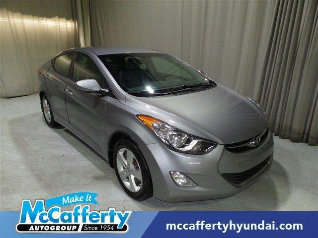 Hyundai Elantra GLS 2013