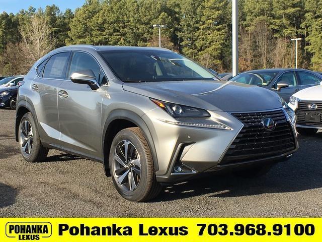 Lexus NX 300 Base 2018