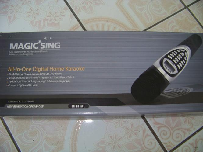 Karaoke Portable System