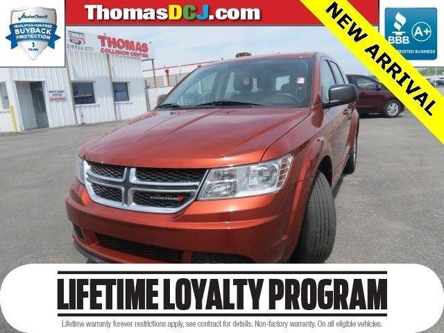 Dodge Journey AVP 2013