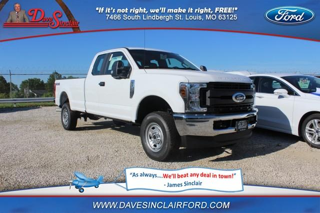 Ford Super Duty F-250 SRW 4WD XL SuperCab 2018