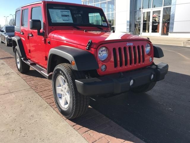 Jeep Wrangler JK Unlimited Unlimited Sport S 2018