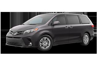 Toyota Sienna XLE Premium 2018