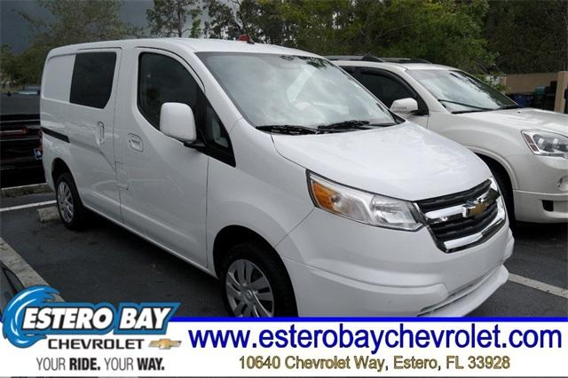 Chevrolet City Express Cargo Van 1LS 2015