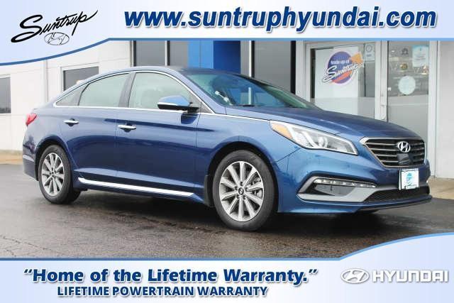 Hyundai Sonata 2.4L Limited 2016