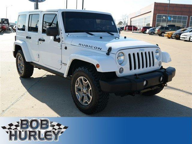 Jeep Wrangler Unlimited Rubicon 2015