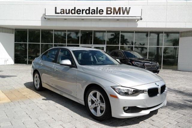 BMW 3 Series 320i 2014