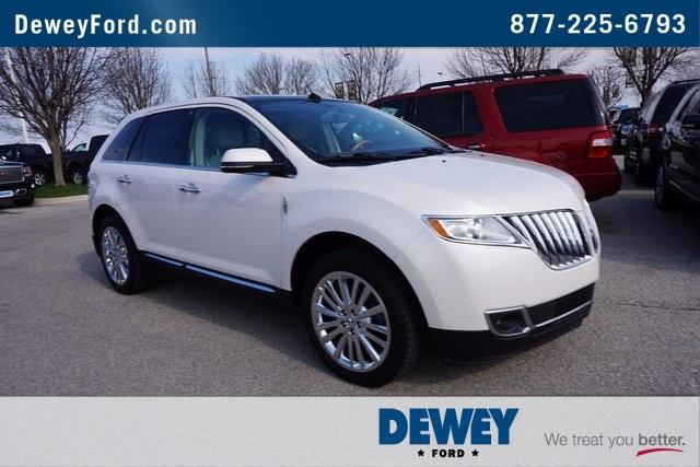 Lincoln MKX ELITE PACKAGE 2015