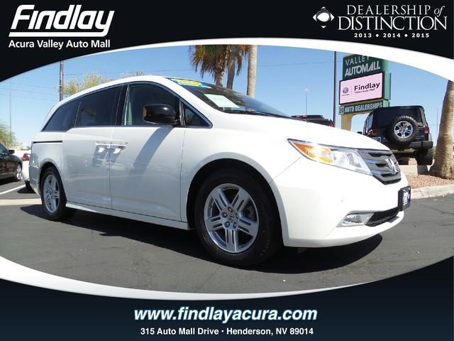 Honda Odyssey TOURING 2012
