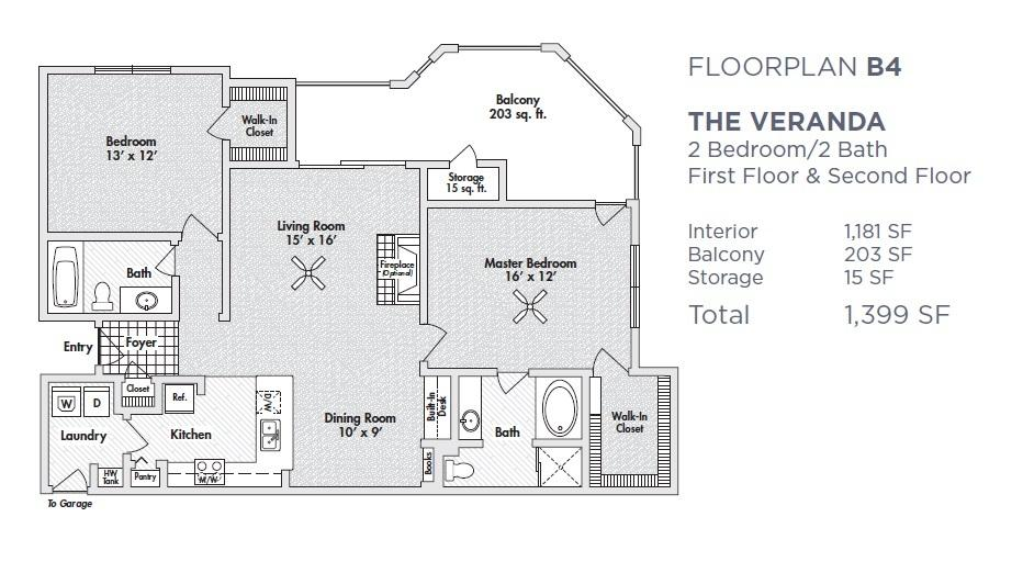 $1681 Two bedroom Apartment for rent