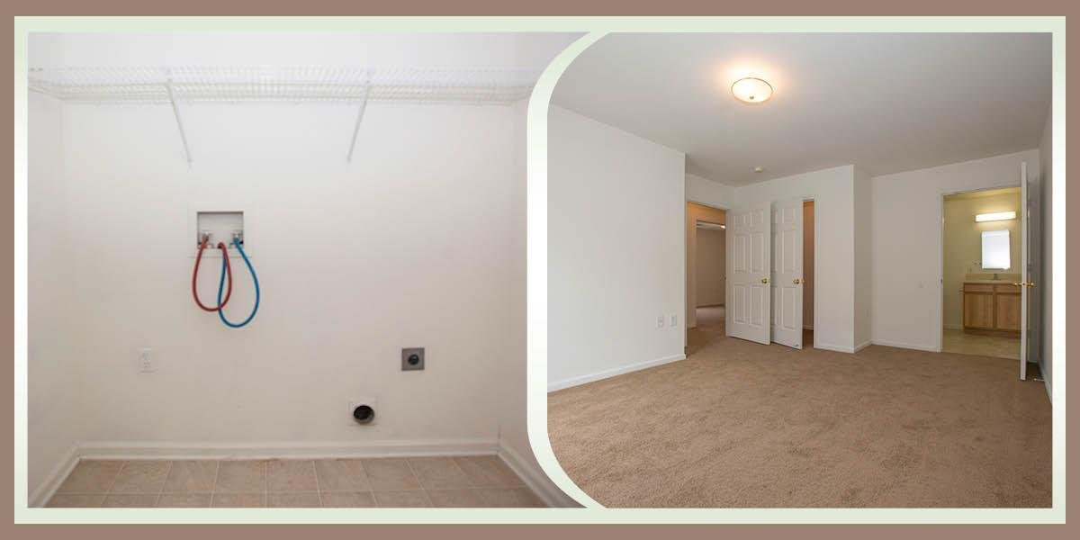 $646 Two bedroom Apartment for rent