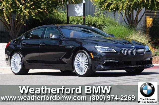 BMW 6 Series ALPINA B6 xDrive Gran Coupe 2018