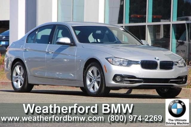 BMW 3 Series 330e iPerformance Plug-In Hybrid 2017