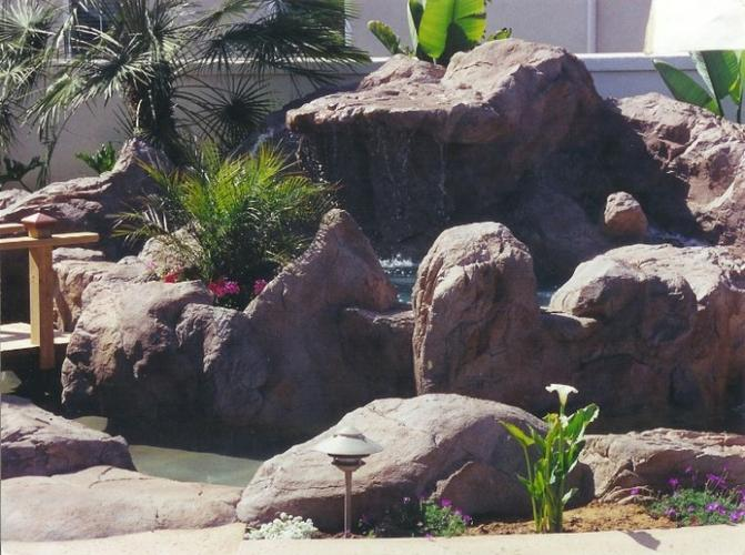 Get your yard or pool ready for summer with custom rock work!