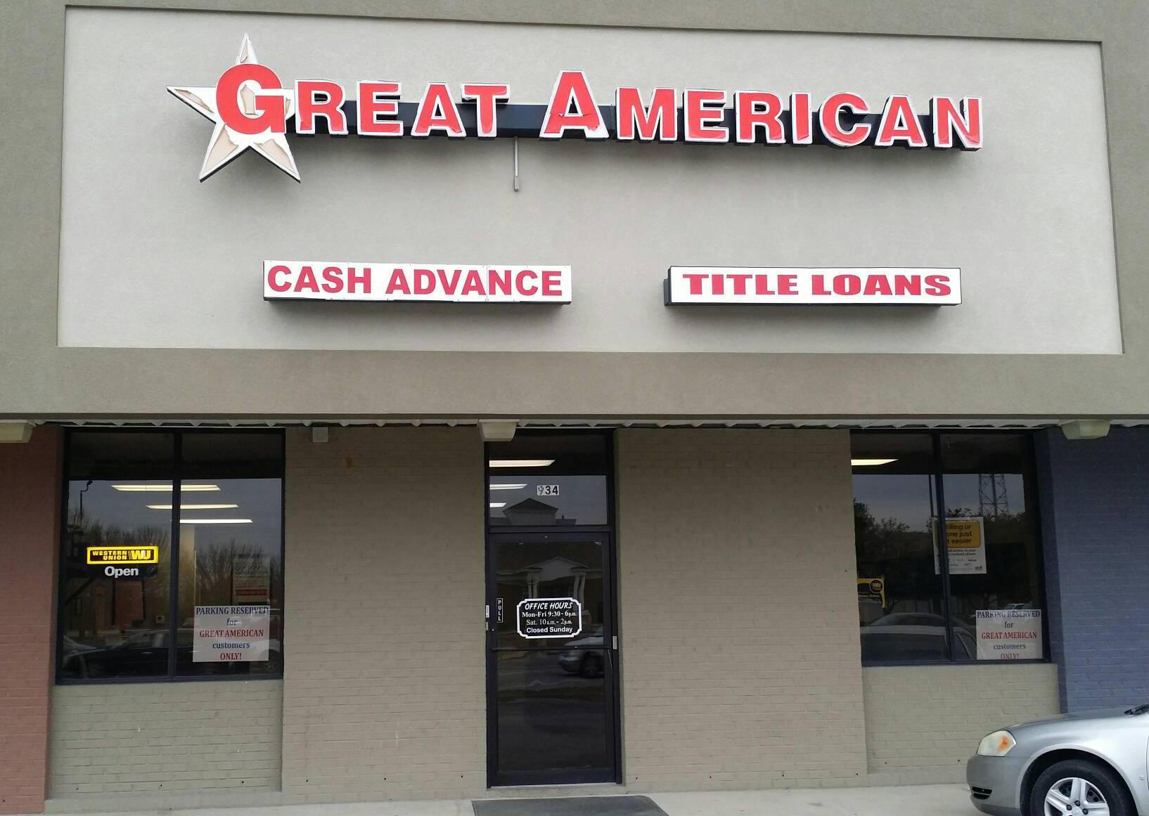 Great American Loans