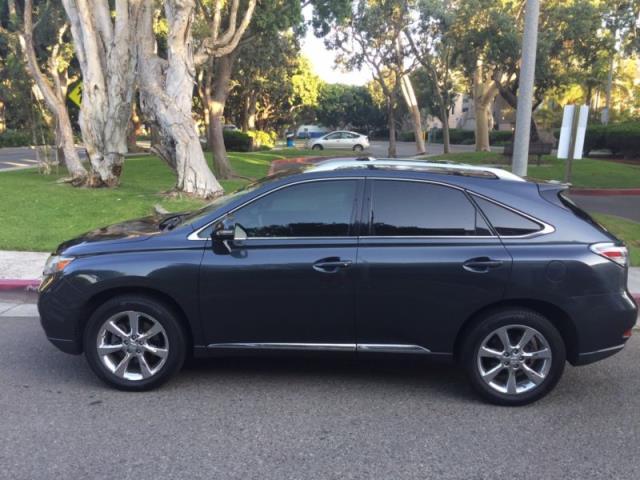2010 Lexus