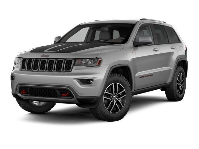 Jeep Grand Cherokee Trailhawk 4x4 2017