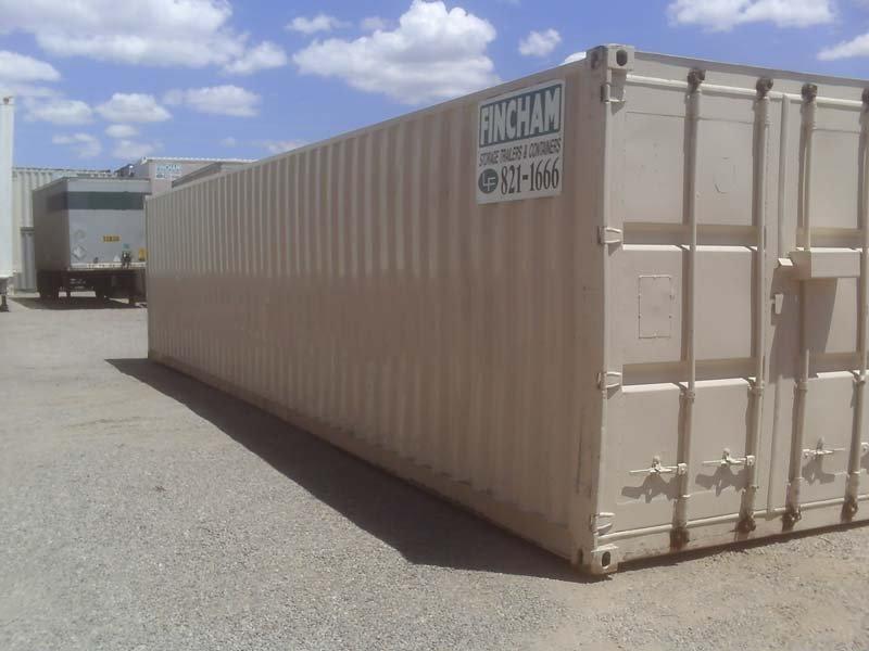 Fincham Mobile Storage