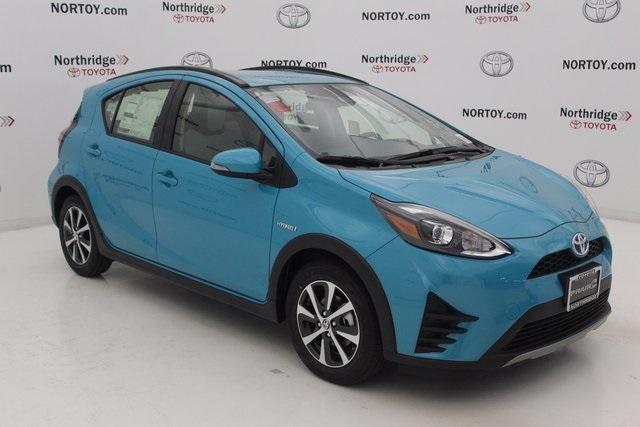 Toyota Prius c One 2018
