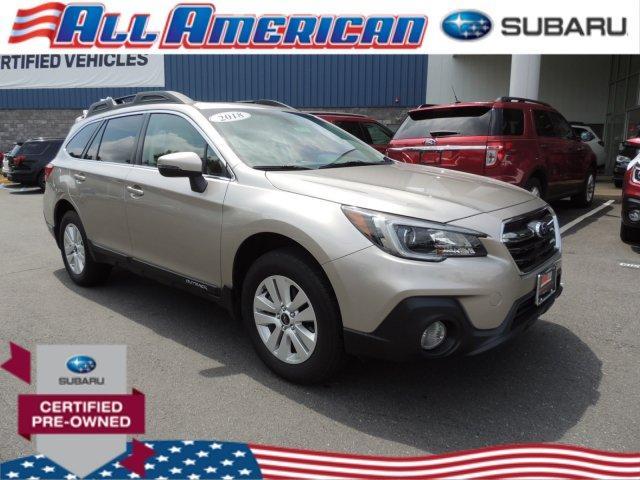 Subaru Outback Premium Awd 2018