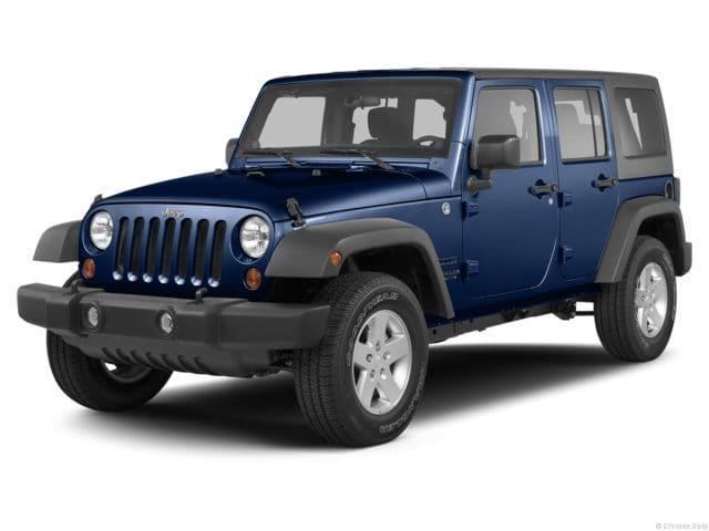 Jeep Wrangler Unlimited Unlimited Sahara 2013