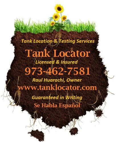 Barridos de tanques de aceite, pruebas de suelo e investigaciones de anomalías