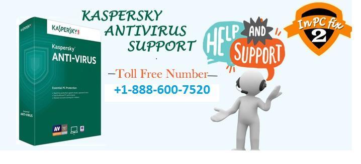 Kaspersky Antivirus support Number +1-888-600-7520 Toll Free