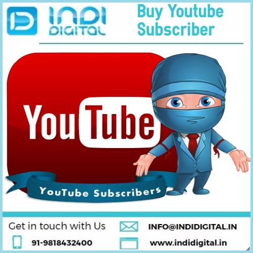How to buy Youtube Subscriber in India at affordable Price
