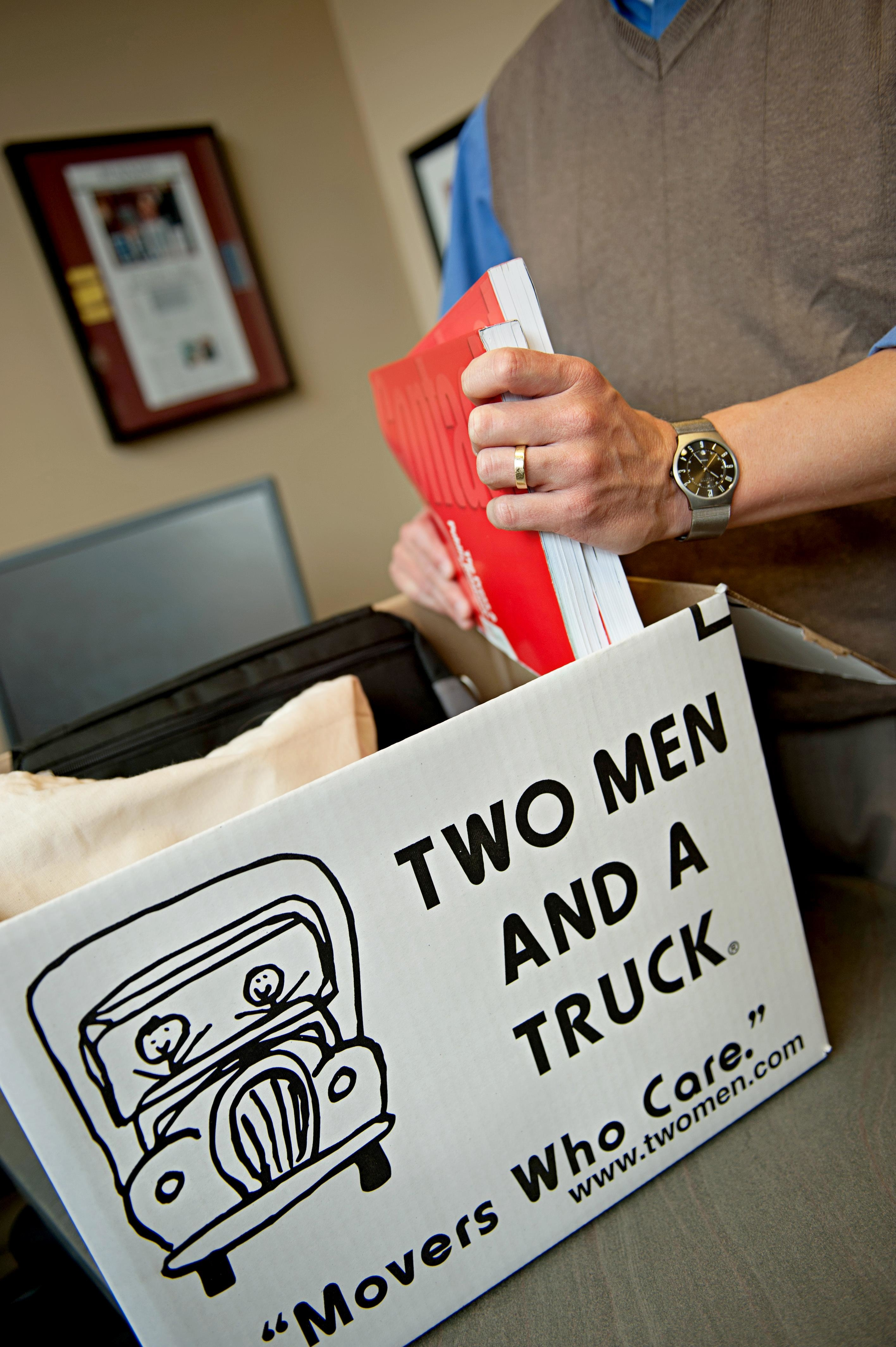 TWO MEN AND A TRUCK® Miami