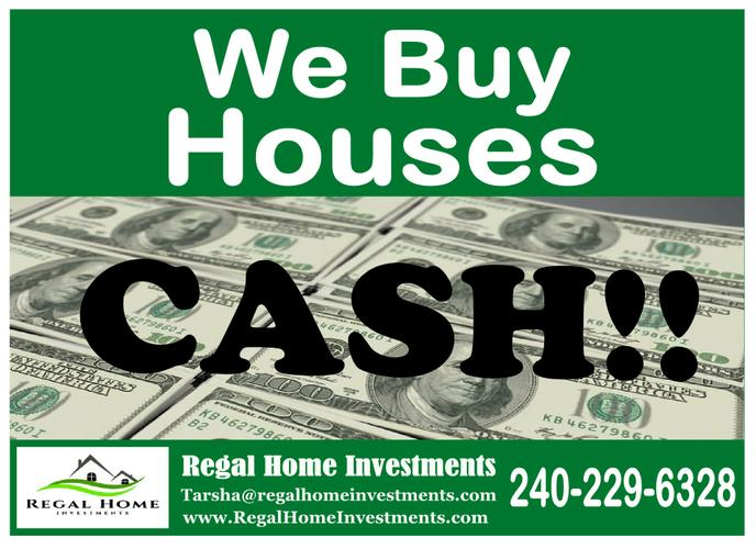 Let Us Solve Your Real Estate Needs in Petworth, DC!!  Any condition!