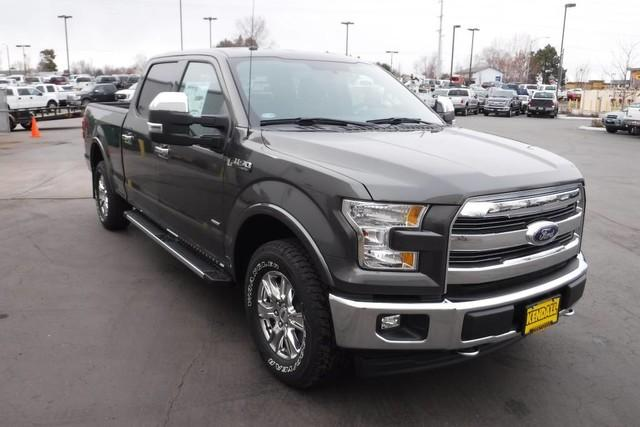 Ford F-150 LARIAT 4WD SUPERCREW 6.5' 2017