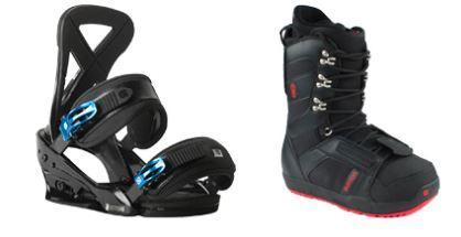 Burton Snowboard Boots Bindings Skis Helmet Jacket Goggles Guards