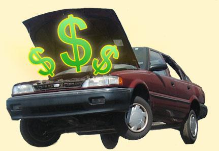 WE BUY JUNK CARS AND TRUCKS !!!