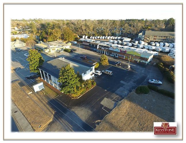 Shops at Hidden Village-Unit H-900 SF-Retail/Office Space-For Lease-Myrtle Beach