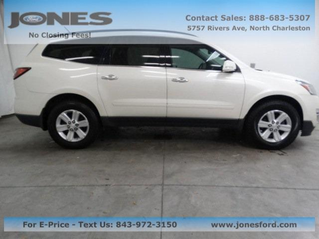 Chevrolet Traverse 2LT 2014