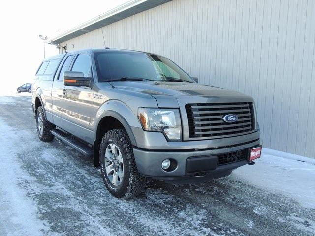 Ford F-150 FX4 2011