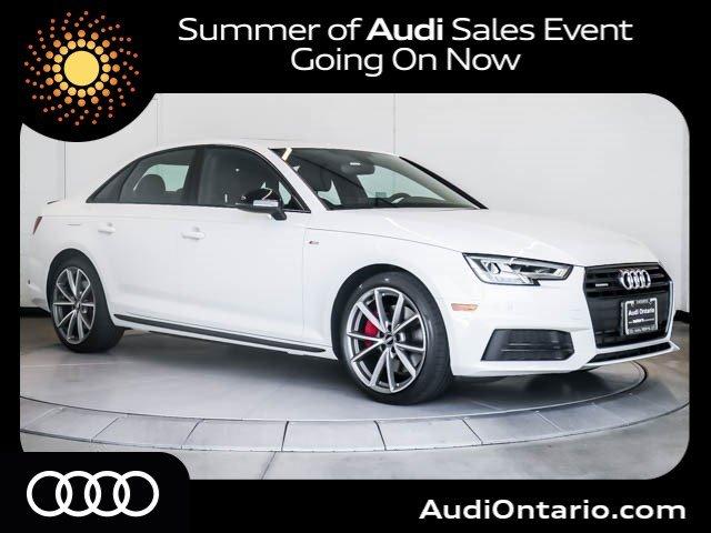 Audi A4 Premium Plus 2018