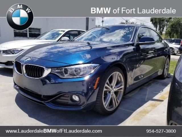 BMW 4 Series 430i Gran Coupe 2017