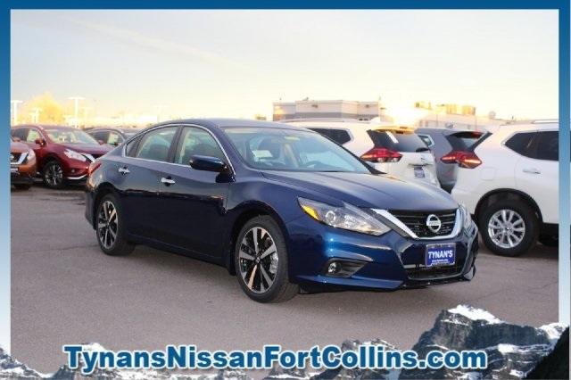 Nissan Altima 2.5 SR 2018