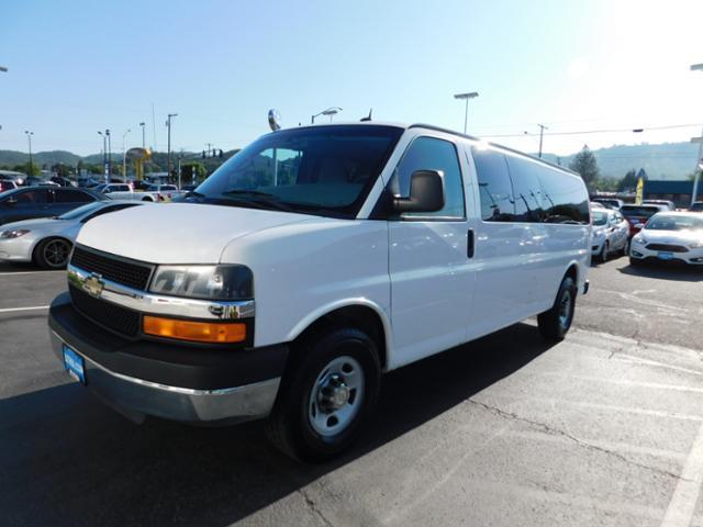 Chevrolet Express Passenger LT 2012