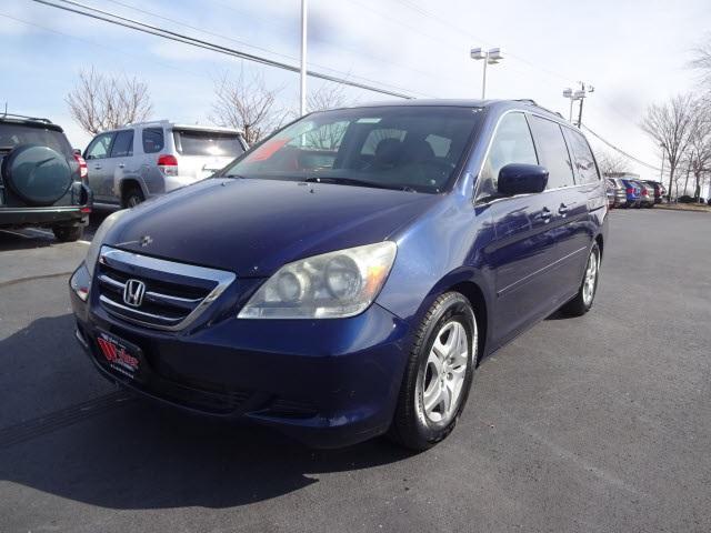 Honda Odyssey EX-L RES 2007