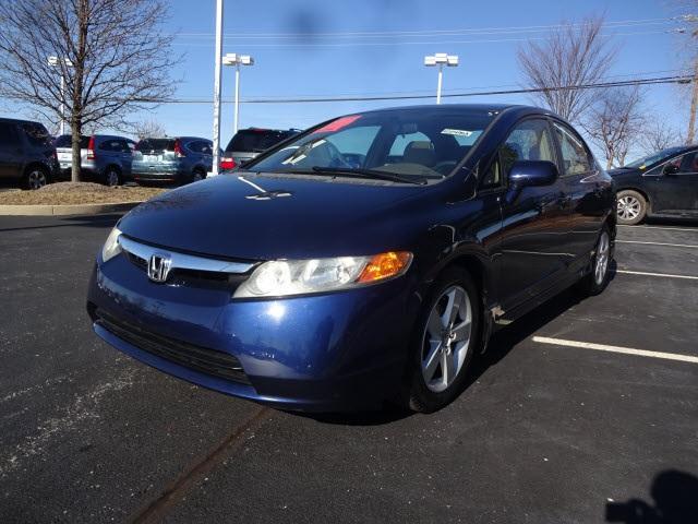 Honda Civic Sdn EX 2006
