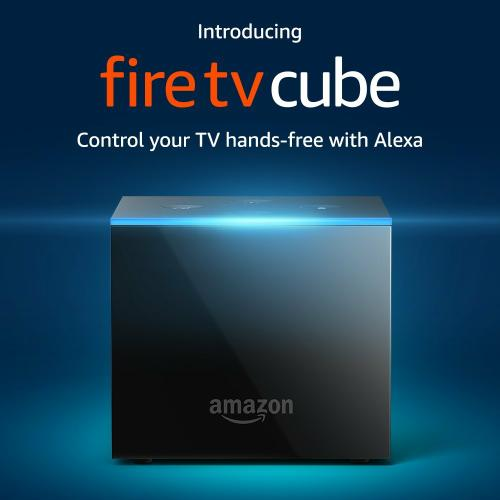 KODI 18.0 Latest XENON AMAZON FIRE CUBE