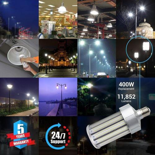 Sturdy & Shatter-proof LED Corn Bulbs