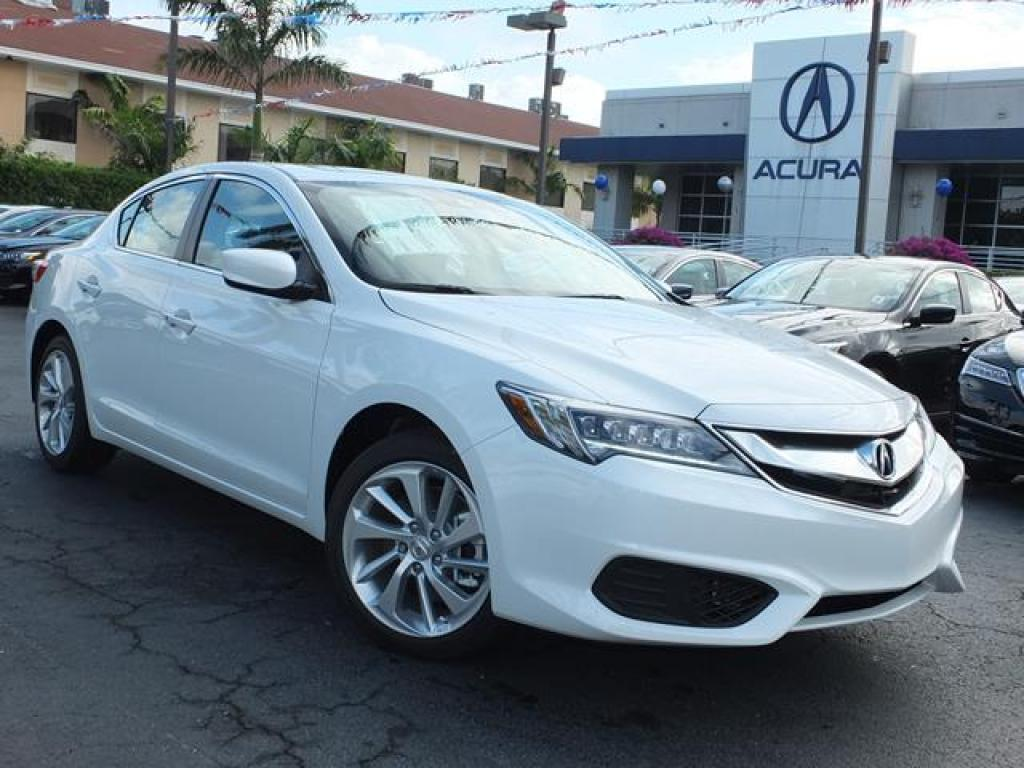 Acura ILX Technology Package 2017
