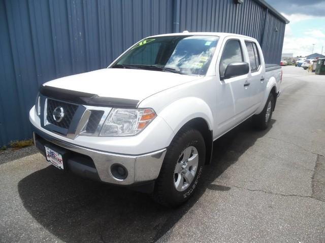 Nissan Frontier SV 2011