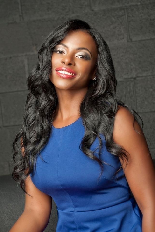 Ebony Berry for Hair Divas Inc.