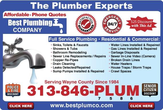 Best Plumbing Company