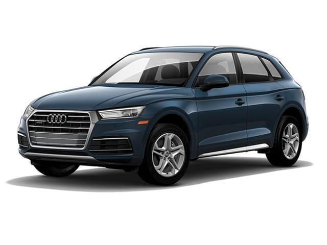Audi Q5 2.0T Premium Plus 2018