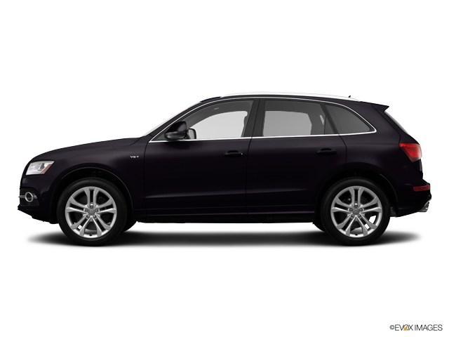 Audi SQ5 3.0T 2014